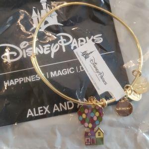 Alex and Ani Jewelry - Disney Alex and Ani Pixar Up House Bracelet NWT